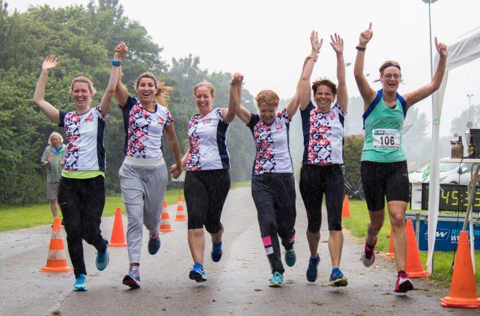 Astrea Boomerang Run bedrijventeam